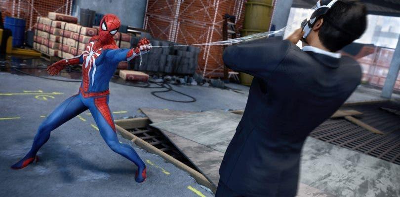 El gameplay de Spider-Man funcionaba en una PlayStation 4 Pro