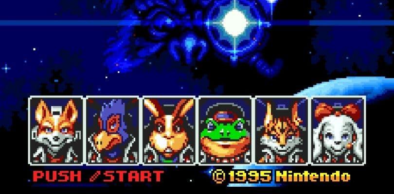 Star Fox 2 se desbloqueará jugando en SNES Mini