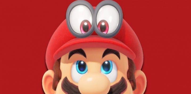 Así se ve Super Mario Odyssey en el modo portátil de Switch