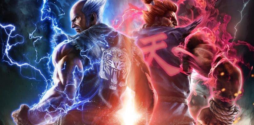Tekken 7 encabeza la lista de los más vendidos en Reino Unido