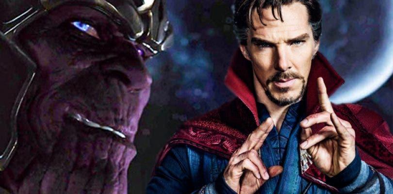 Doctor Strange se une al set de Avengers: Infinity War