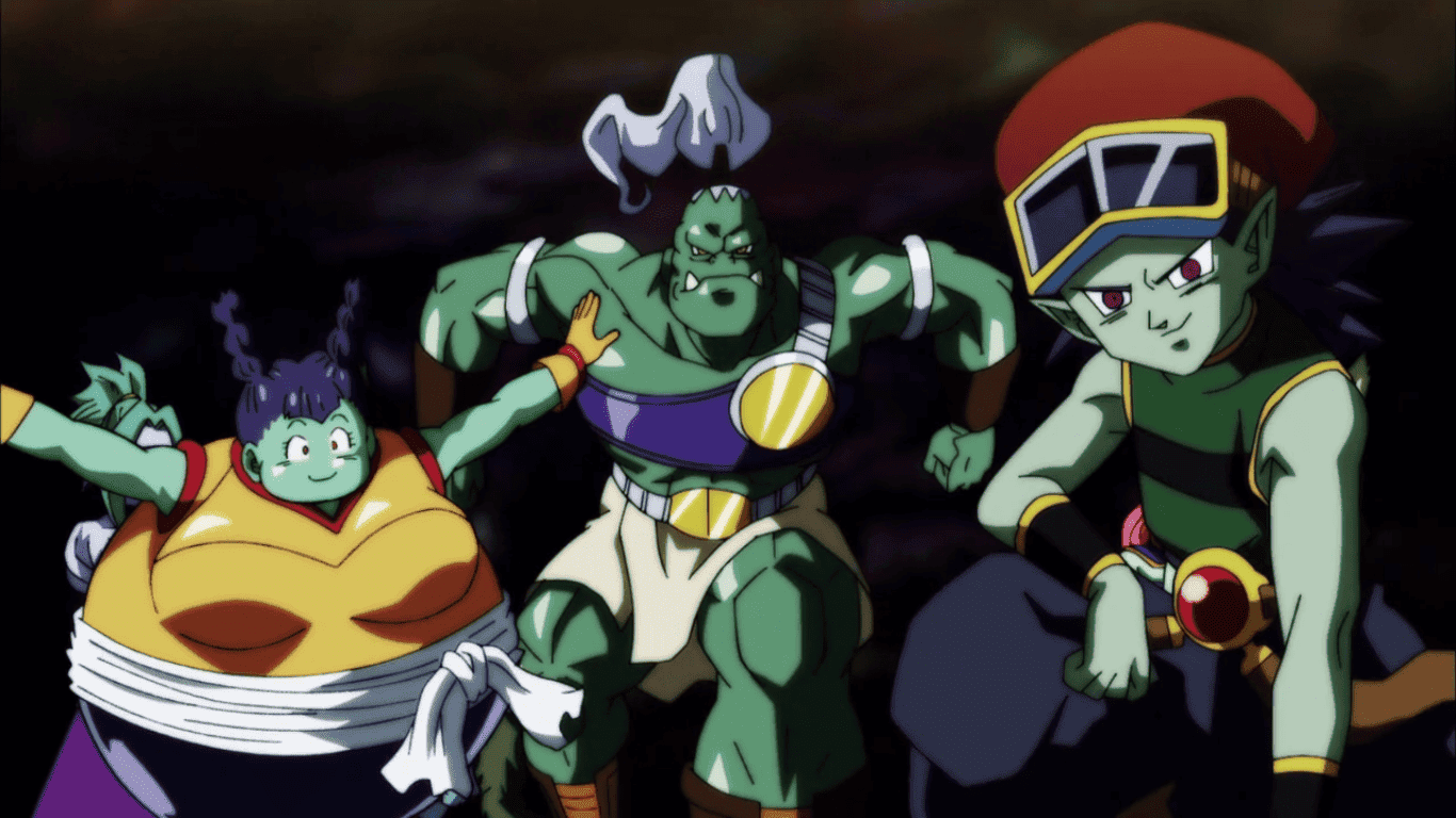Dragon ball super (analisis y poderes de los 80 luchadores)