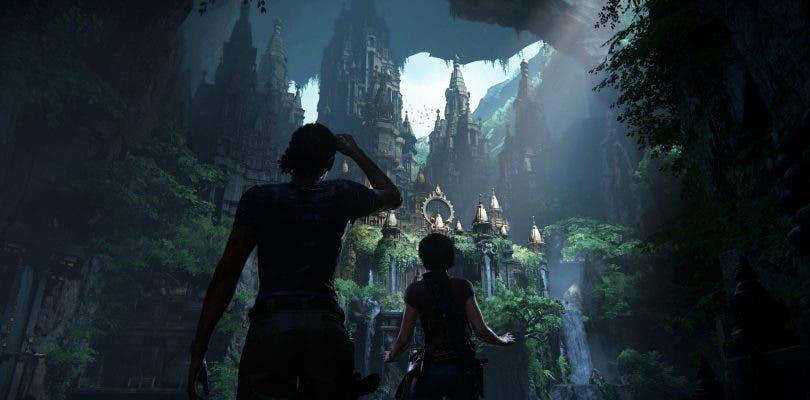 Uncharted: El Legado Perdido luce espectacular en su nuevo gameplay