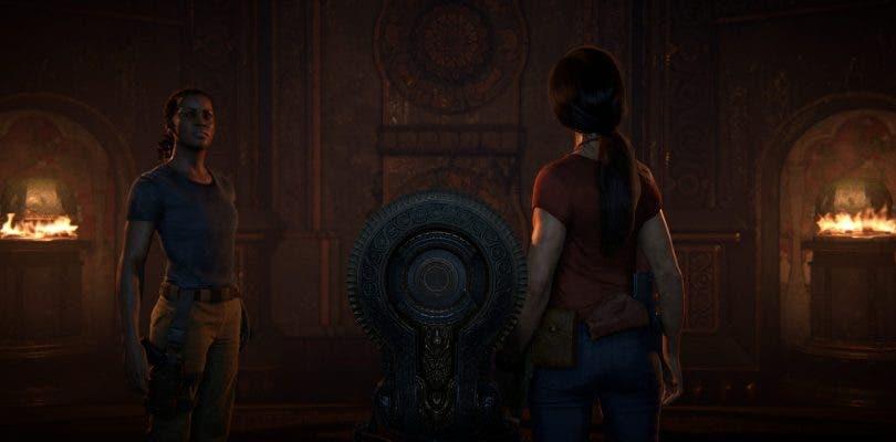 Uncharted: El Legado Perdido sigue como rey de ventas en Reino Unido