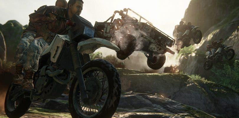 Naughty Dog considera que Uncharted aún no se ha acabado