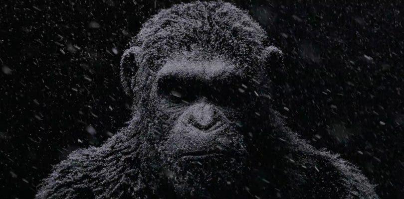 """La guerra del Planeta de los Simios acaba """"la mejor trilogía del cine"""""""