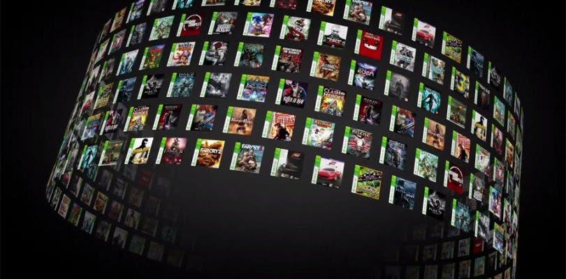 Los usuarios de Xbox One invierten un 1% del uso de la consola en la retrocompatibilidad