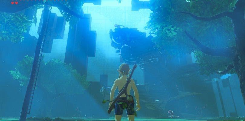 Zelda: Breath of the Wild detalla una armadura de su primer DLC