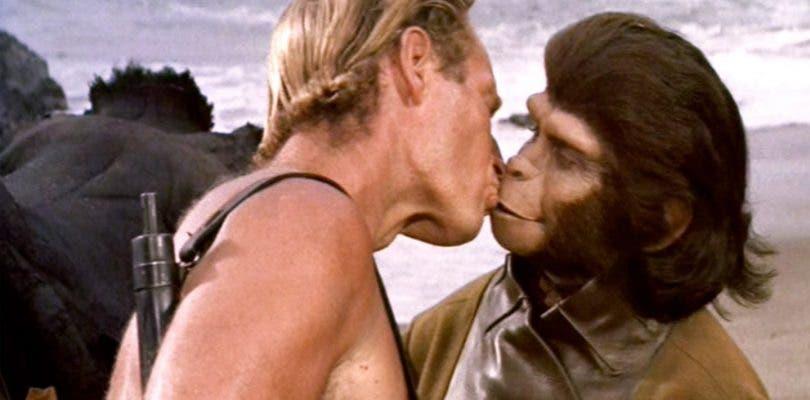 A pesar del éxito no habrá remake de El planeta de los simios original