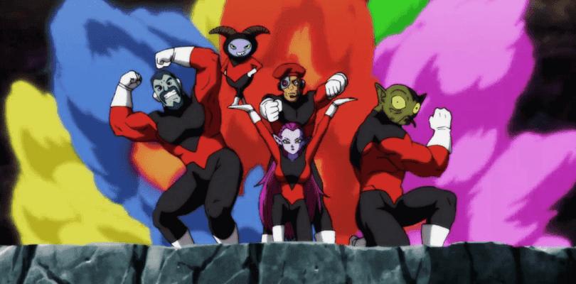 Las Tropas del Orgullo entran en acción en Dragon Ball Super