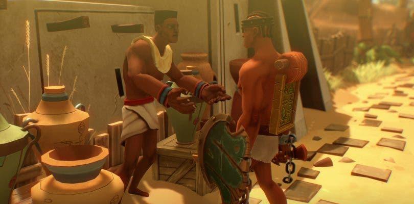 Pharaonic llegará a PS4 y Xbox One en una edición Deluxe