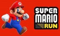 Super Mario Run sorprende aumentando sus descargas mes a mes