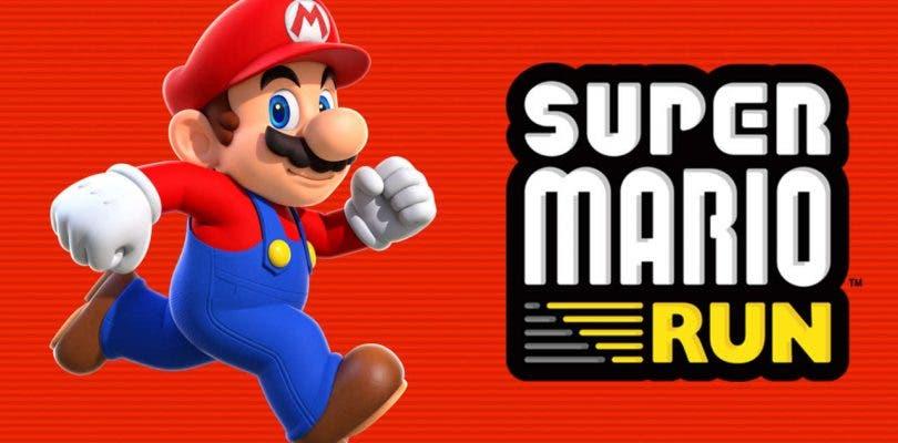 Super Mario Run consigue superar los 150 millones de descargas