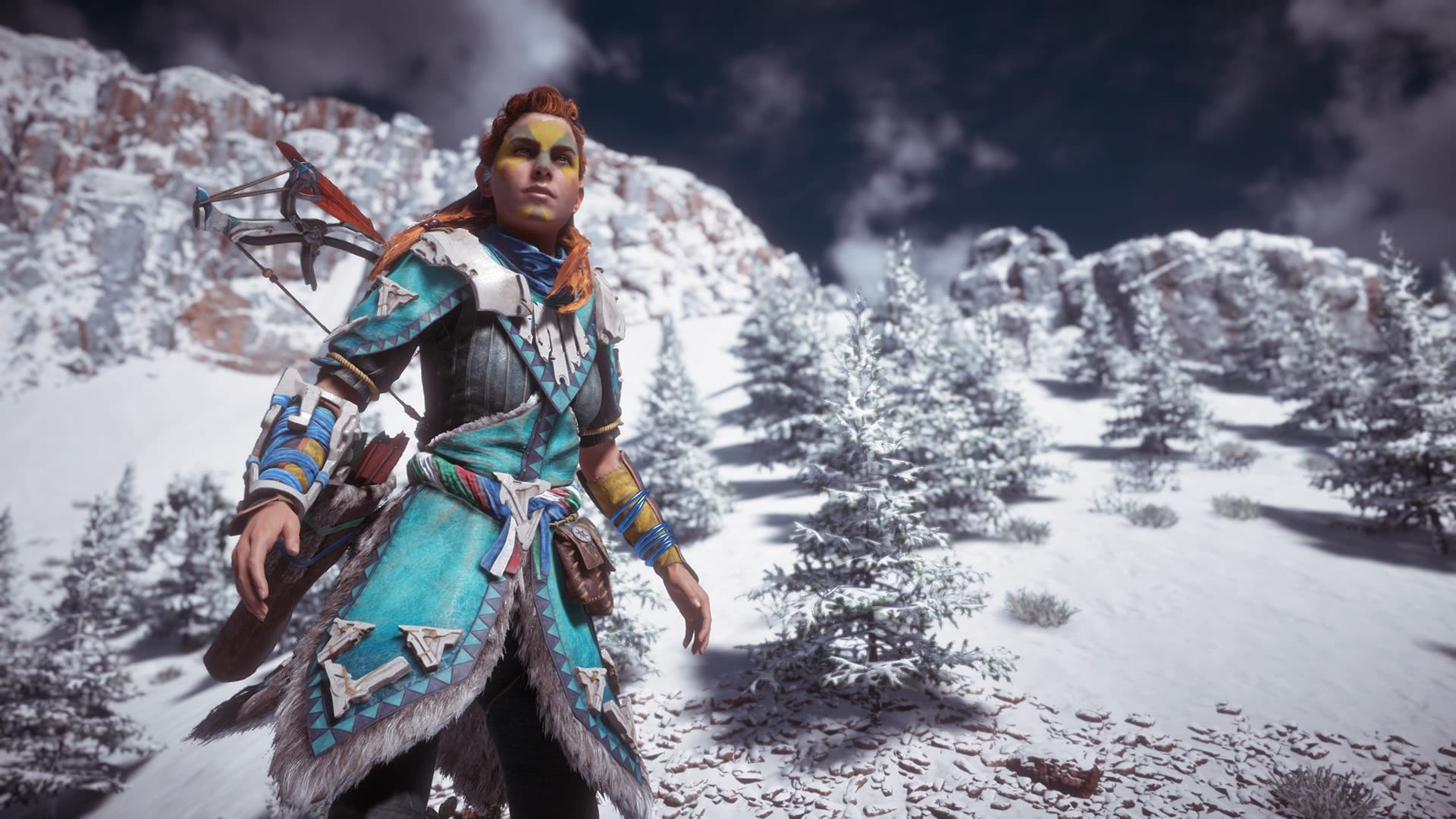 Imagen de The Frozen Wilds se confirma como el único DLC de Horizon Zero Dawn
