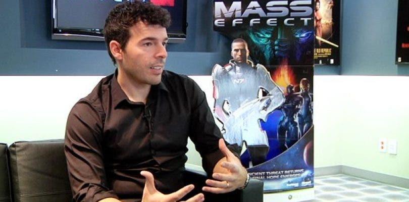 Casey Hudson, padre de Mass Effect, vuelve a liderar Bioware