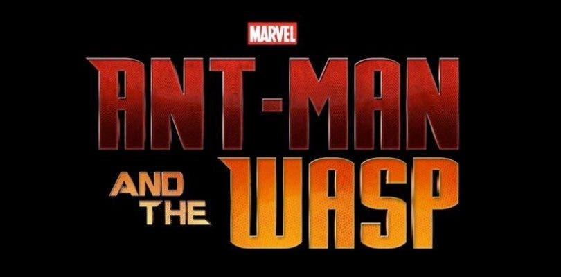 Ant-Man and the Wasp muestra nuevo logo y confirma parte de su reparto