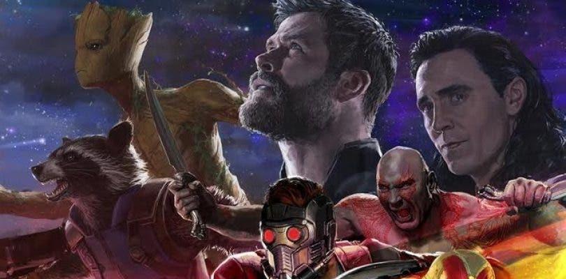 Primeras imágenes del rodaje de Avengers 4