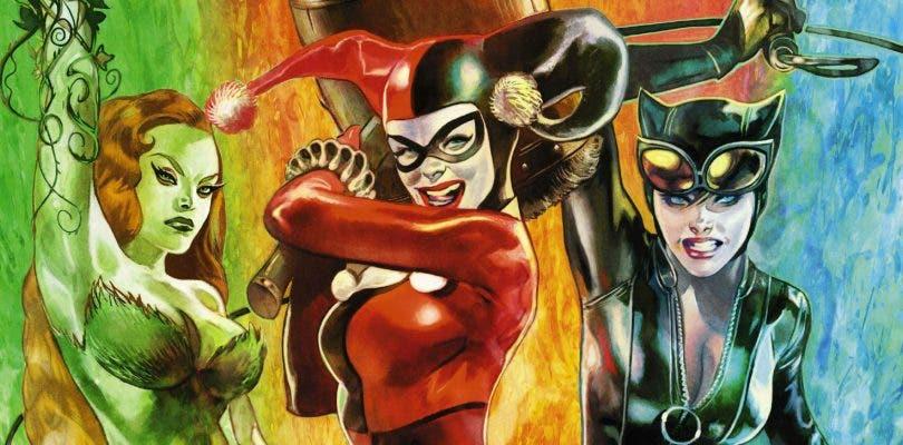 Gotham City Sirens no habría sido cancelada y seguiría en desarrollo