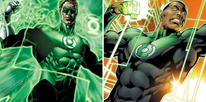 Hal Jordan y John Stewart confirmados para Green Lantern Corps