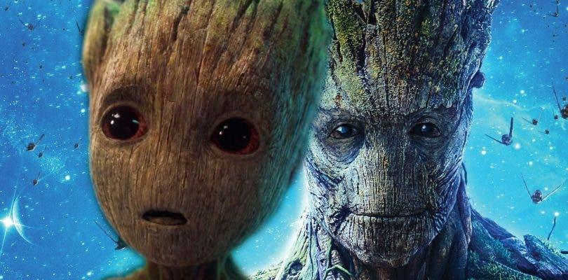 James Gunn aclara la edad de Groot en Avengers: Infinity War