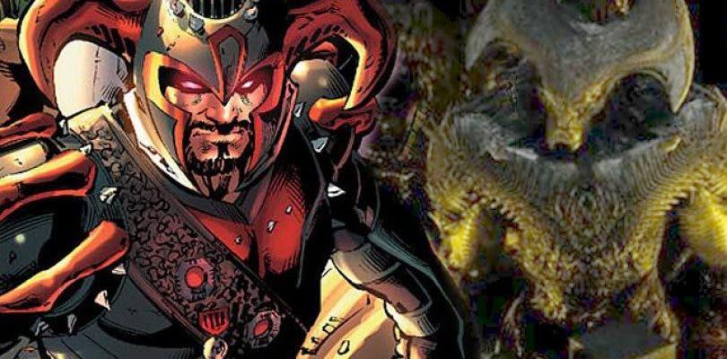 Una figura nos muestra como será Steppenwolf en Justice League