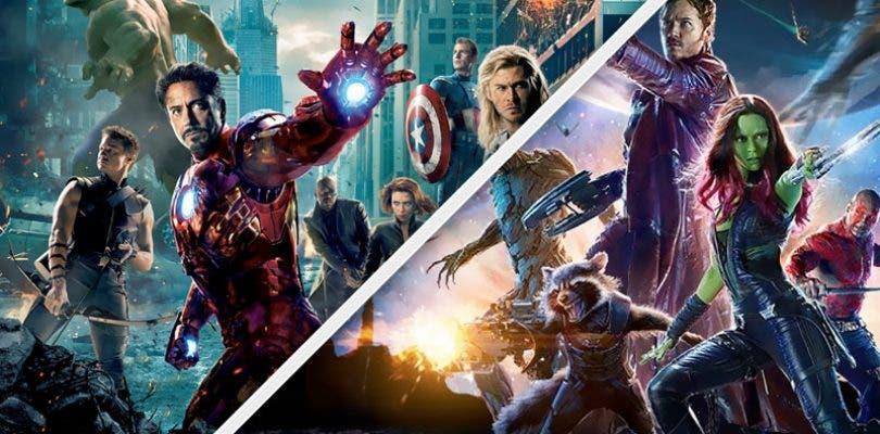 Un póster de Avengers: Infinity War reúne a Vengadores y a Guardianes