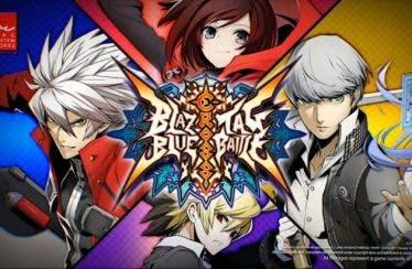 Se muestra un nuevo gameplay de BlazBlue: Cross Tag Battle