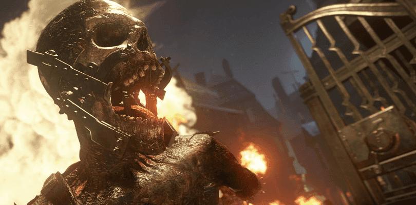 Call of Duty: WWII se puede jugar offline en PlayStation 4 con disco