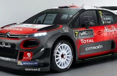 WRC 7 muestra un gameplay con el Citroën C3 WRC