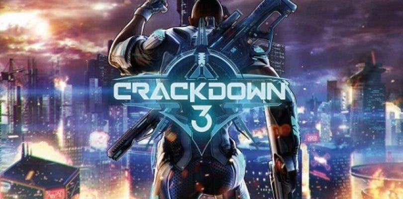 Crackdown 3 retrasa su lanzamiento a 2018