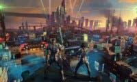 Crackdown 3 trabaja en una actualización para poder jugar con amigos al modo Wrecking Zone