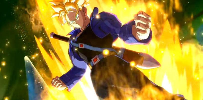 Primer gameplay de Trunks en Dragon Ball FighterZ y datos de la beta