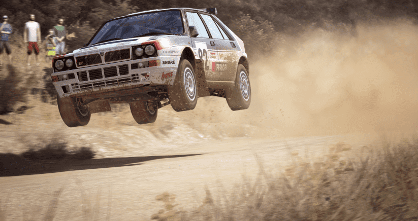 Imagen de La importancia del copiloto en DiRT Rally 2.0