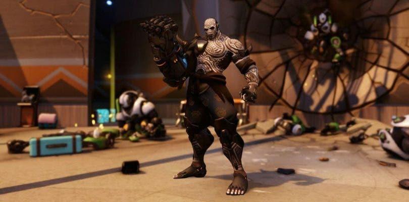 Doomfist recibe sus nuevas skins en Overwatch