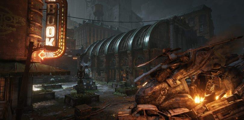 Ya conocemos la actualización de julio de Gears of War 4