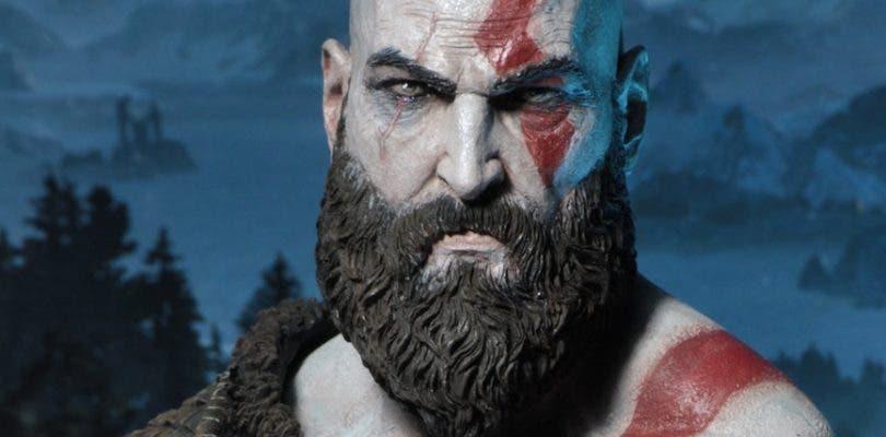 God of War recibirá una figura de Kratos y una réplica de su hacha