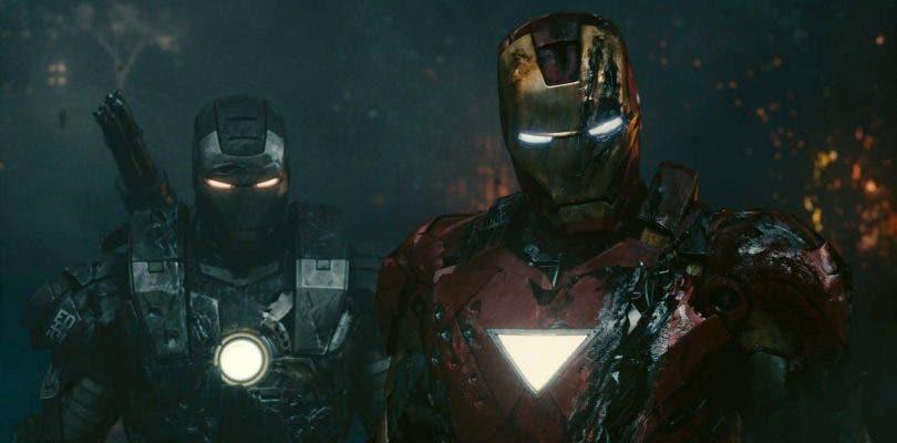 Máquina de Guerra volverá junto a Iron Man en Avengers: Infinity War