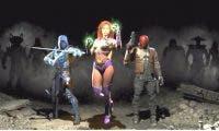 Starfire es la próxima adición al elenco de personajes de Injustice 2