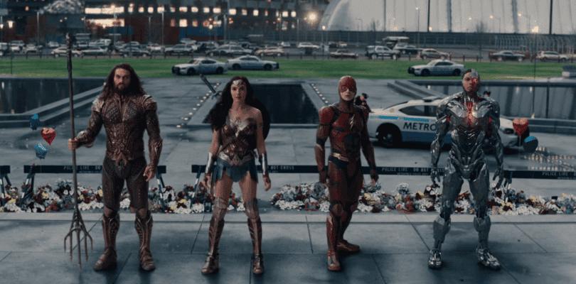 La Liga de la Justicia se luce en el nuevo tráiler de Justice League