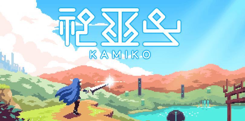 Kamiko para Nintendo Switch rebasa las 160.000 descargas