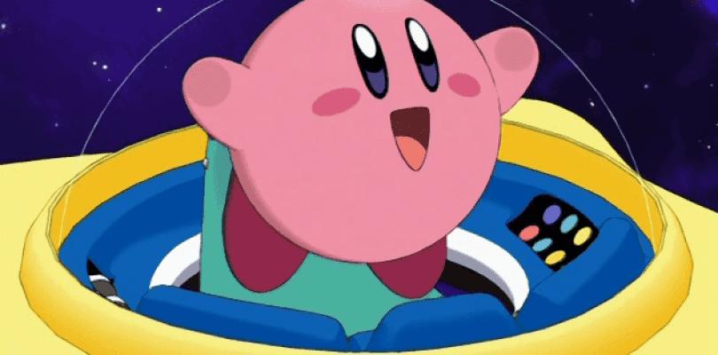 Kirby Nintendo Anime