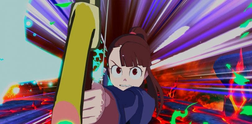 Little Witch Academia: Chamber of Time se luce en un nuevo tráiler