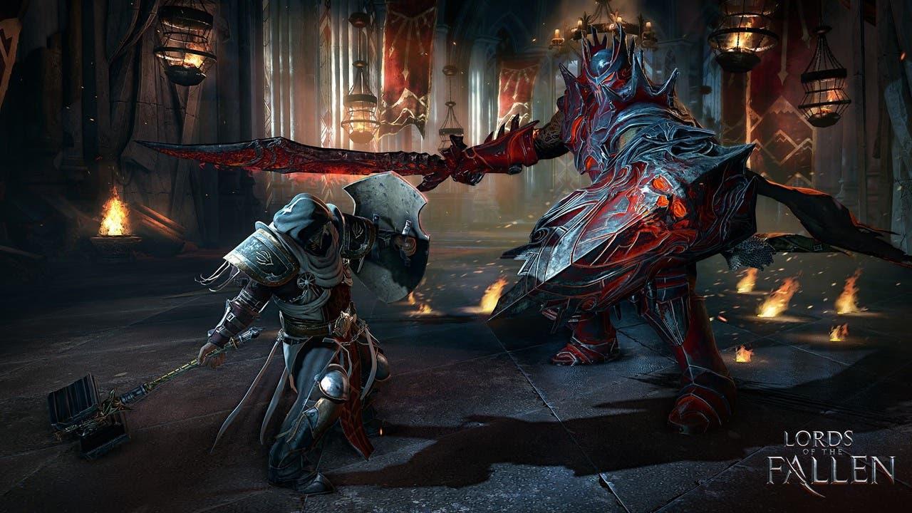 Imagen de Se redujo el personal, incluido el productor, de Lords of the Fallen 2