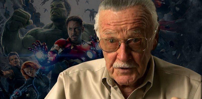 Stan Lee visita el rodaje de Avengers: Infinity War