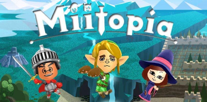 Nintendo recuerda el lanzamiento de Miitopia con un nuevo anuncio