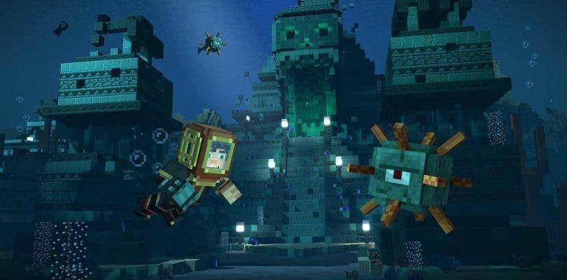La esperada segunda tanda de contenidos acuáticos llega finalmente a Minecraft