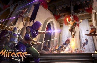 Mirage: Arcane Warfare muestra en vídeo su primera gran actualización