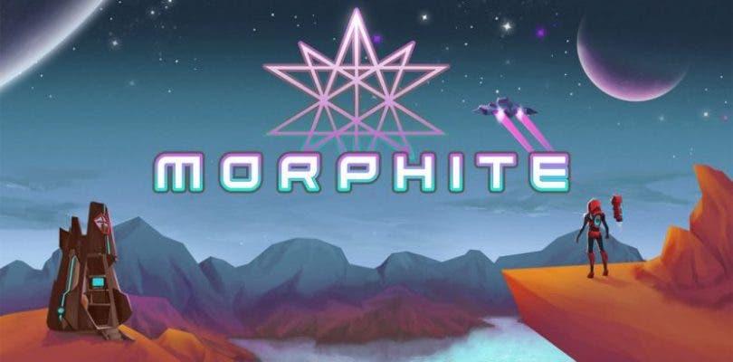 Morphite se muestra en un nuevo vídeo y confirma fecha de lanzamiento