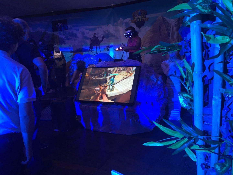 PlayStation Resort VR 1