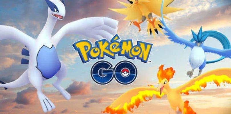 Los legendarios en Pokémon GO rompen los récords de ingresos